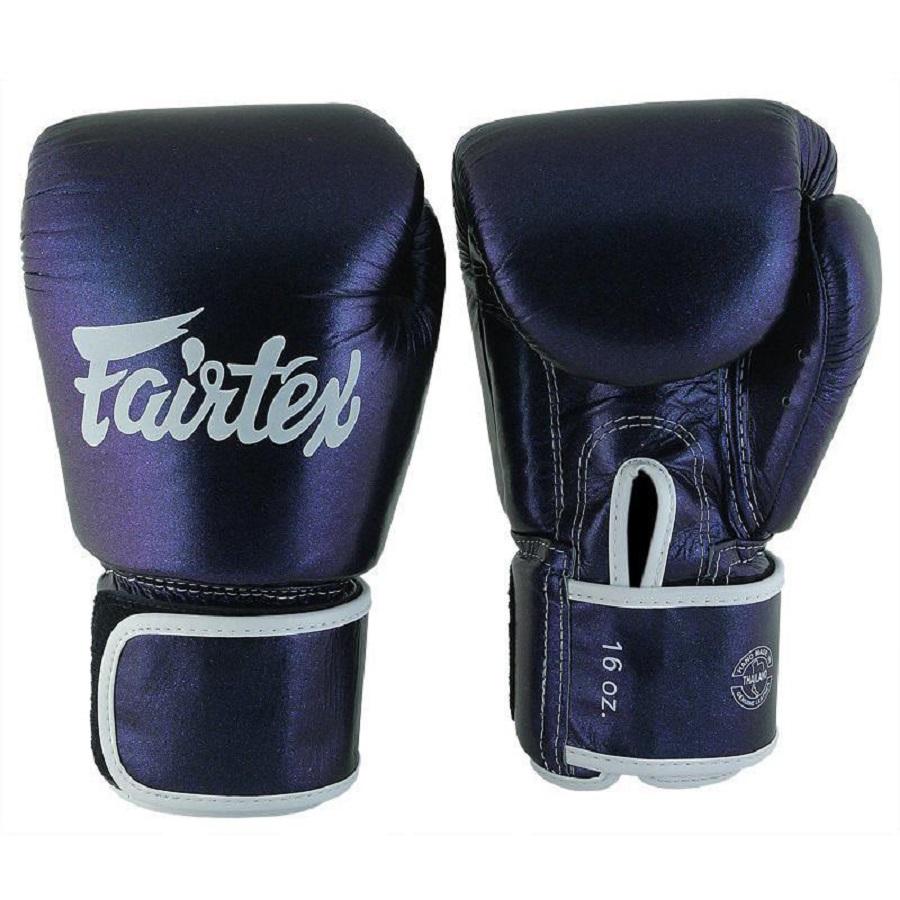 Купить Перчатки для бокса FAIRTEX BGV12 AURA Уценка (14), 5685_bl