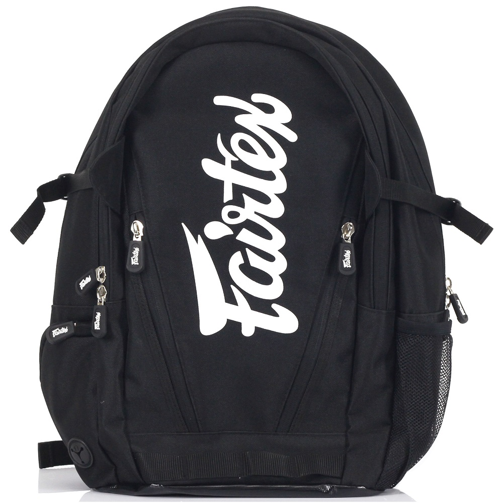 Купить Рюкзак Fairtex Backpack BAG8 Black, 5105_bk