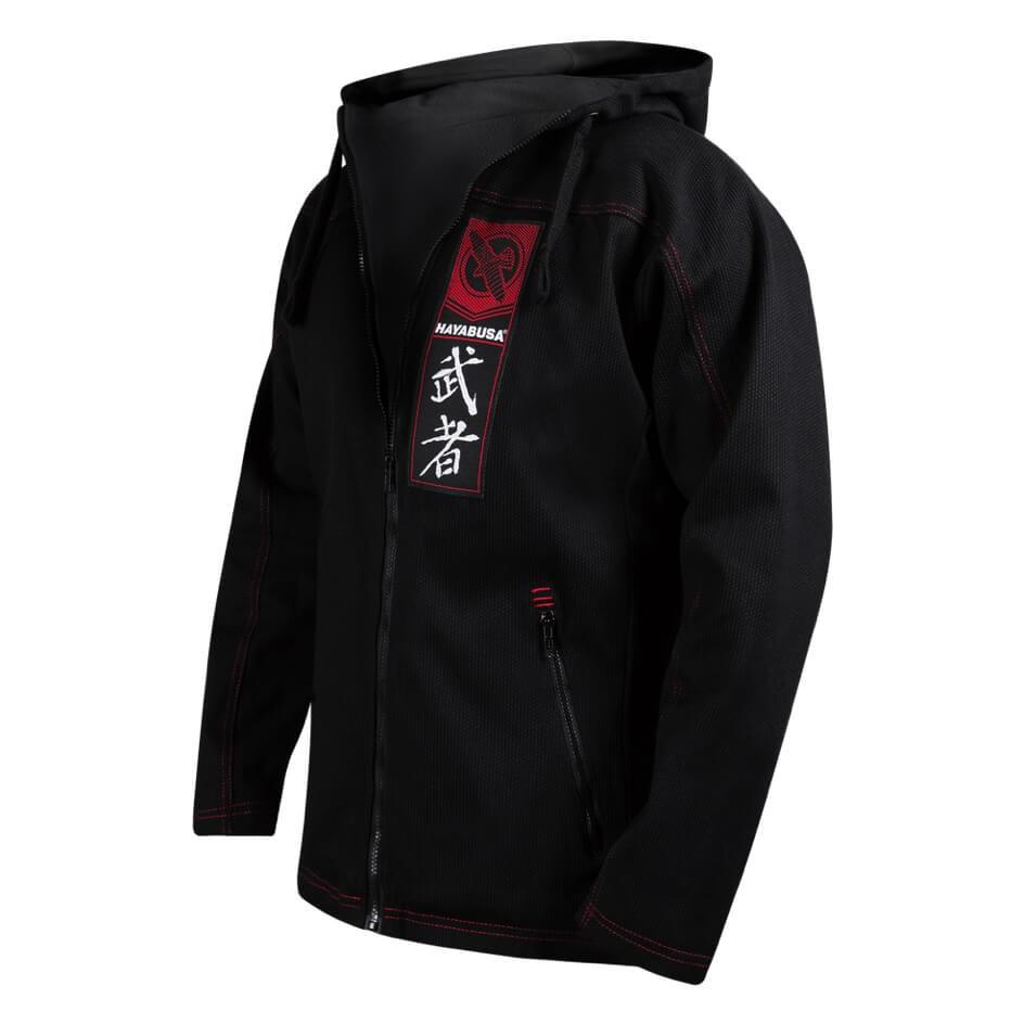 Купить Толстовка Hayabusa Uwagi Gi Jacket 3.0 Black, 5137_bk