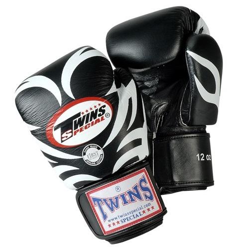 Купить Перчатки для бокса Twins Special FBGV-9 Black, 3278_bk