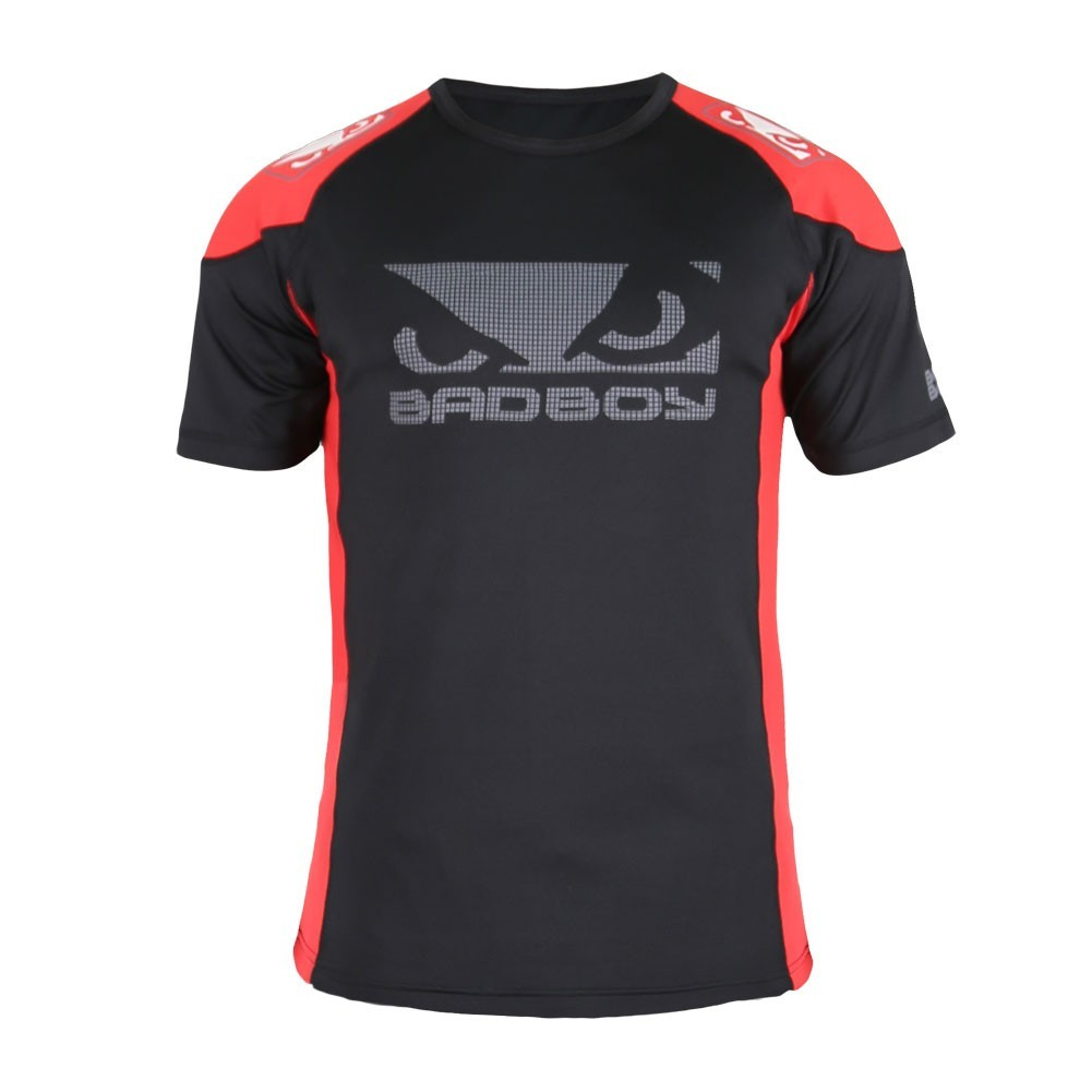 Купить Футболка Bad Boy Performance Walkout 2.0 - Black/Red, 4448_bk_rd