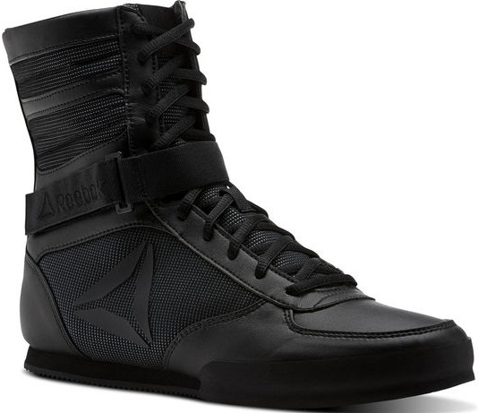 Купить Боксерки UFC/Reebok Boxing Boot CN0982 Black, 5236_bk