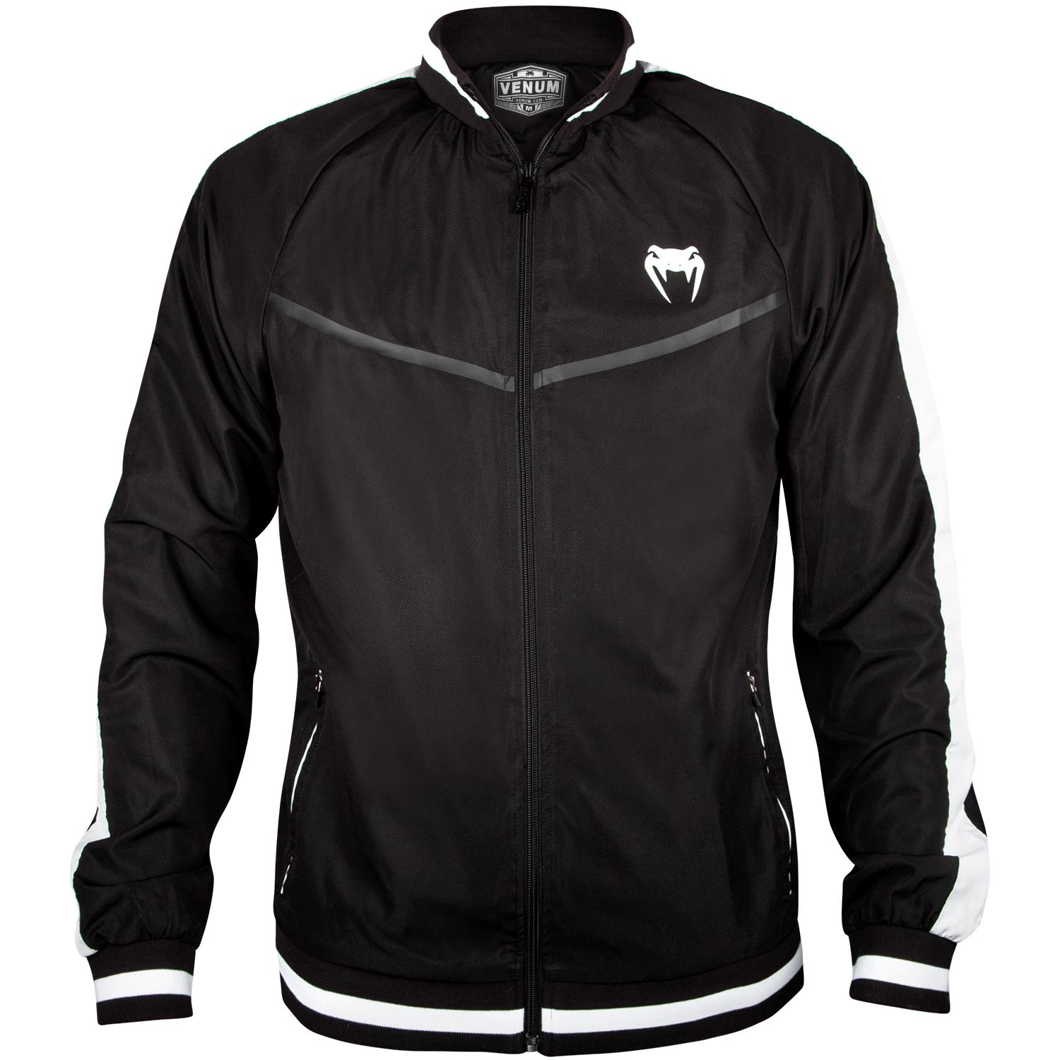 Купить Олимпийка Venum Club Track Jacket - Black, 5257_bk