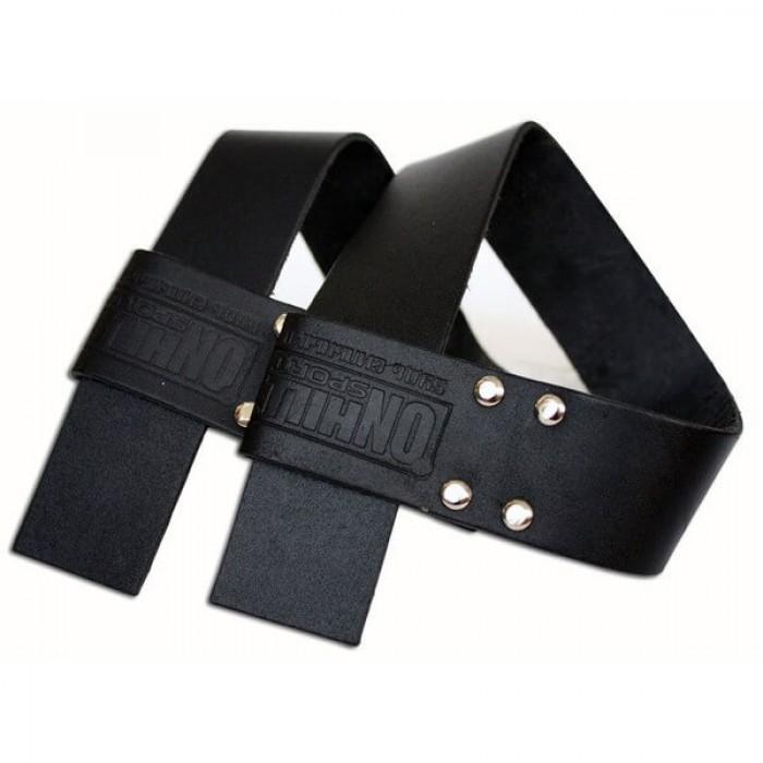 Купить Лямки штангиста Onhillsport Black, 3676_bk