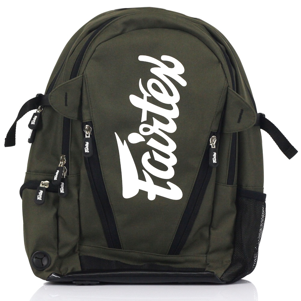 Купить Рюкзак Fairtex Backpack BAG8 Jungle Green, 5105_gr