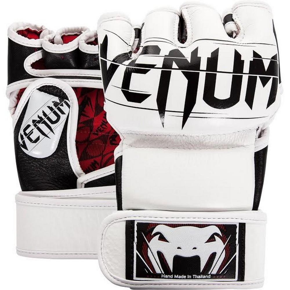 Купить Перчатки для ММА Venum Undisputed 2.0 MMA Gloves White, 4298_wh