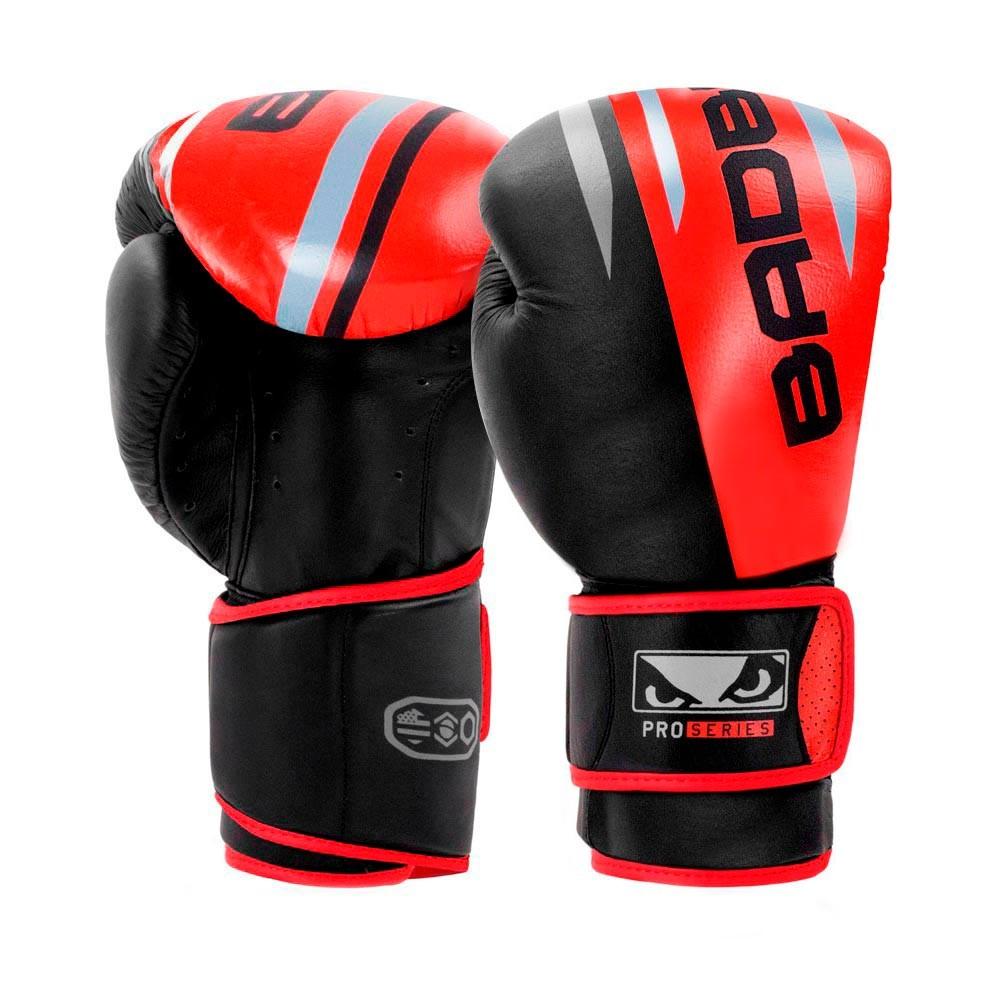 Купить Перчатки для бокса Bad Boy Pro Series Advanced Red Уценка (14 унций), 6298_bk_rd