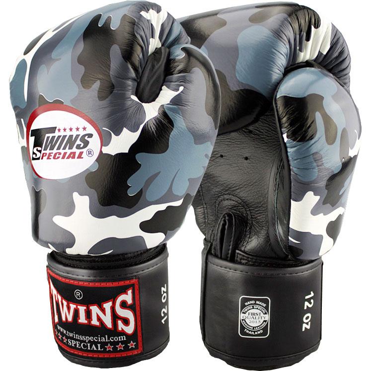 Купить Перчатки для бокса Twins Special FBGV-UG Grey Camo, 3265_cm_gy