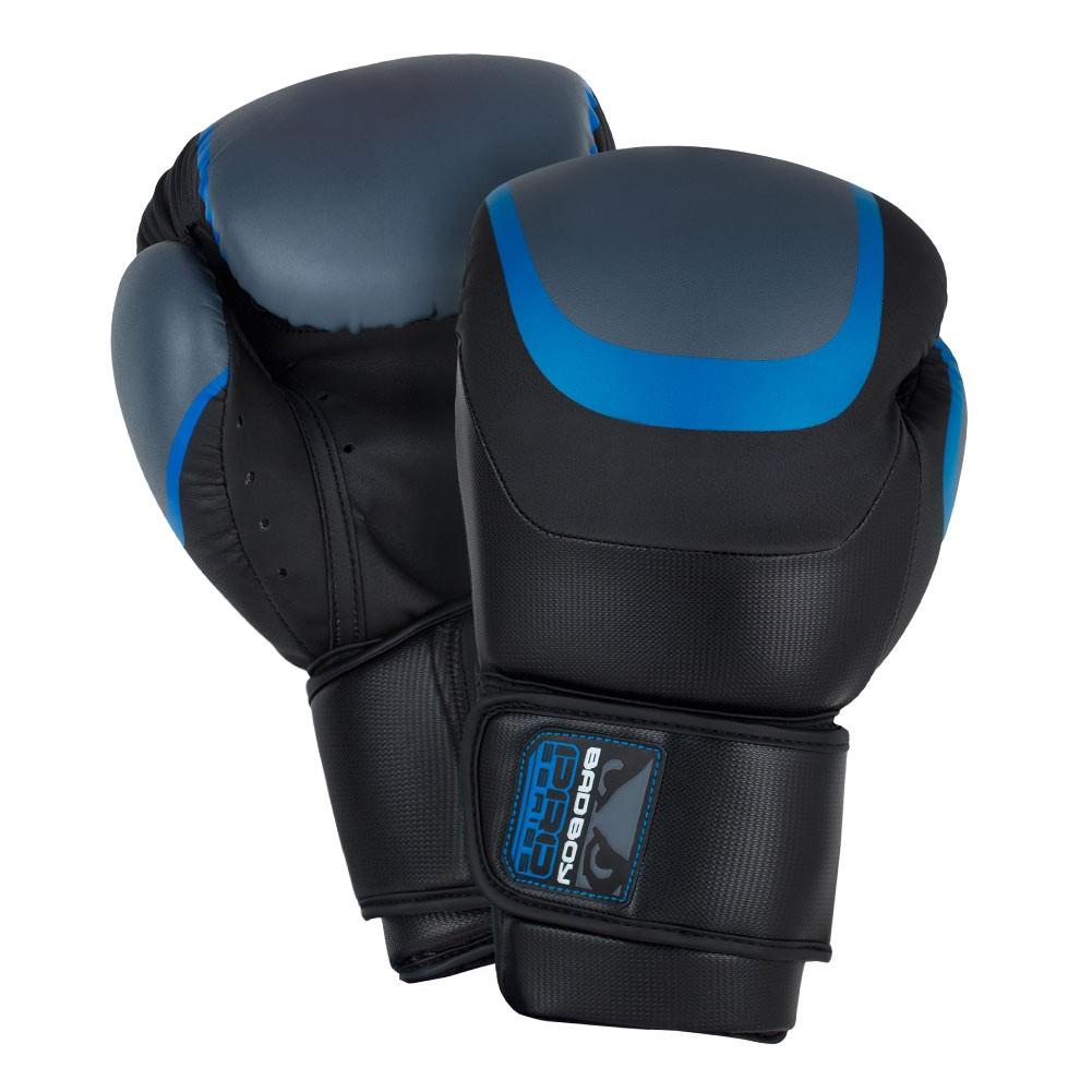 Купить Перчатки для бокса Bad Boy Pro Series 3.0 Boxing Gloves - Blue, 4018_bk_bl