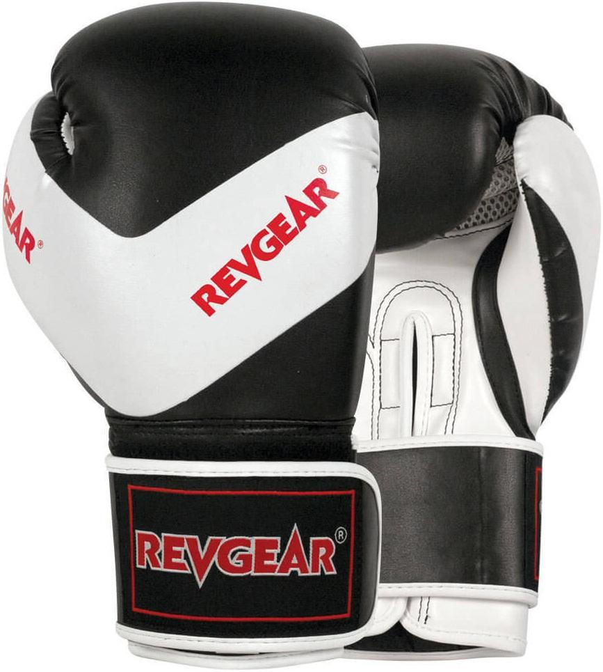 Купить Детские перчатки Revgear Deluxe For Kids 8oz, 5983_bk_wh