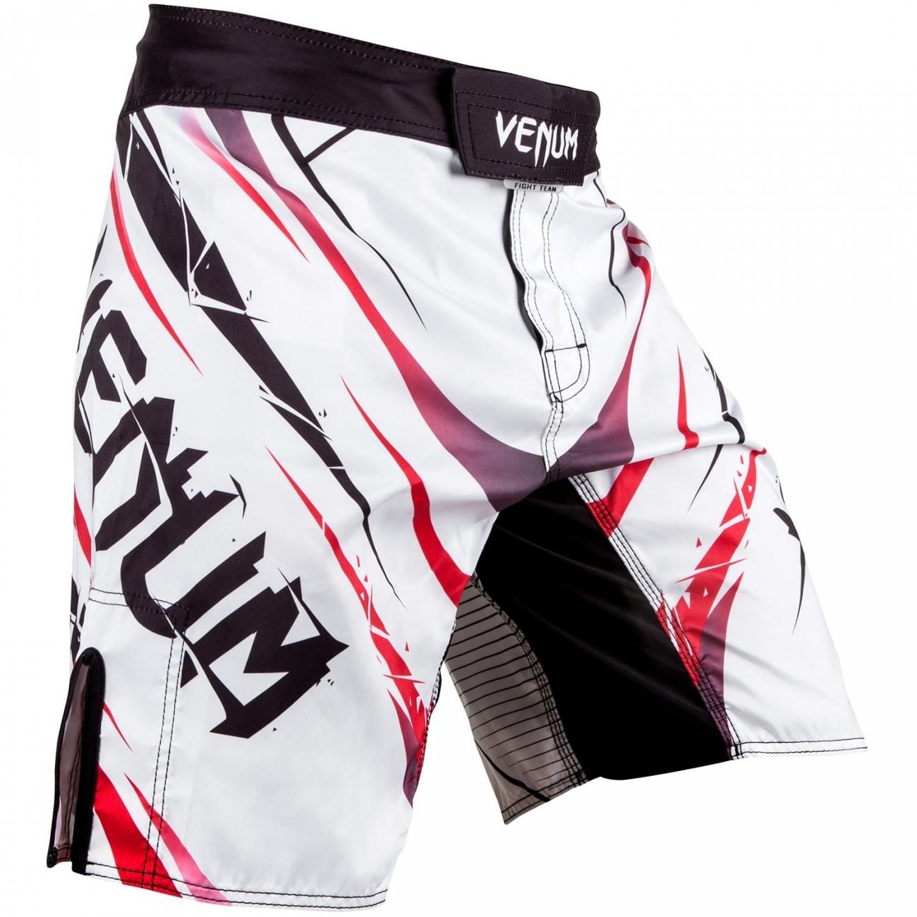 Купить Шорты Venum Exploding Fightshorts - White, 4367_wh