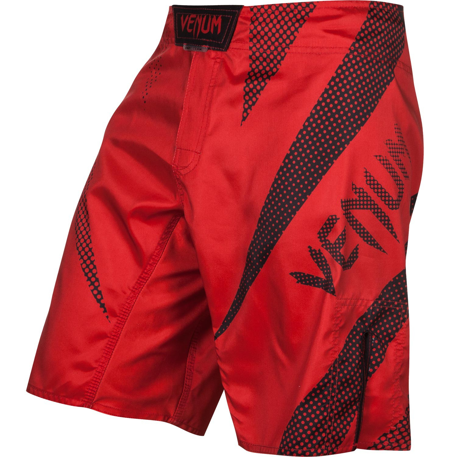 Купить Шорты Venum Jaws Fightshorts - Red, 4425_rd