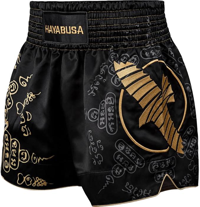 Купить Шорты Hayabusa Falcon Shorts Black, 6690_bk