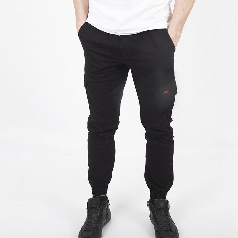 Купить Спортивные штаны Iamfighter ACB Black, 6315_bk