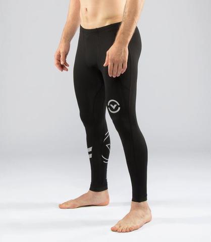 Купить Компрессионные штаны Virus V3 Tech Pant SIO16 Black/Silver, 4704_bk_sl