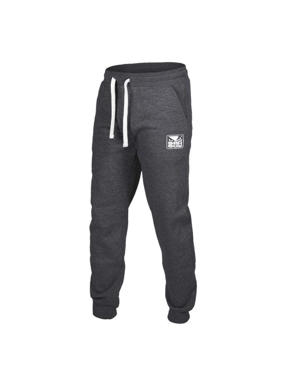 Купить Штаны Bad Boy Core Joggers - Grey, 4273_gy