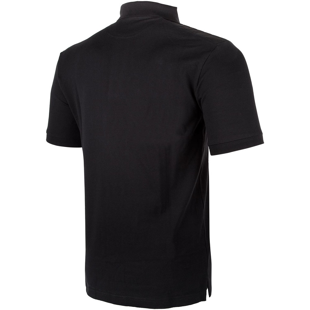 Футболка Venum Laser Polo - Black фото 3
