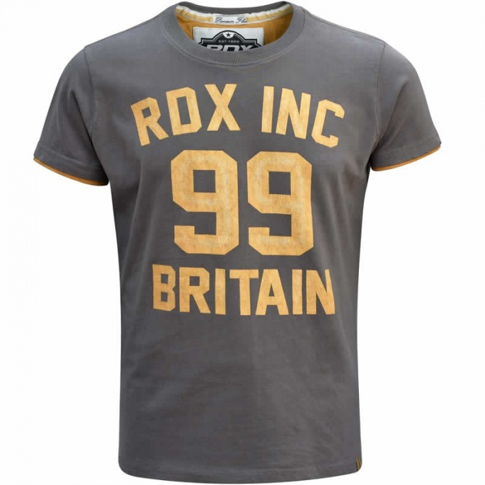 Купить Футболка RDX Clothing t-shirt R4 Grey, 6594_gy