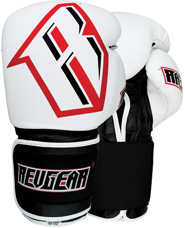 Купить Перчатки для бокса Revgear S3 Sentinel Pro White, 6636_wh