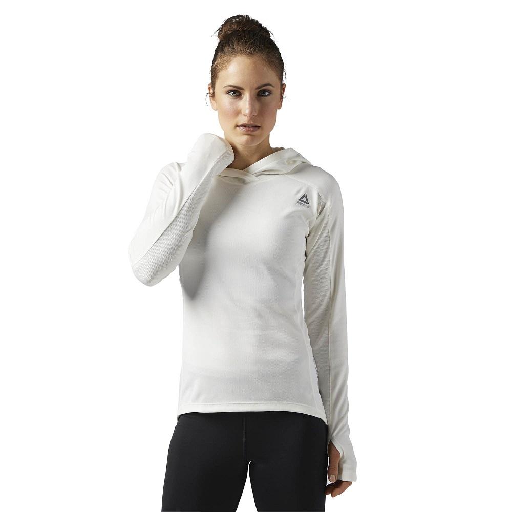 Купить Джемпер женский UFC/Reebok Lightweight White&, 5006_wh