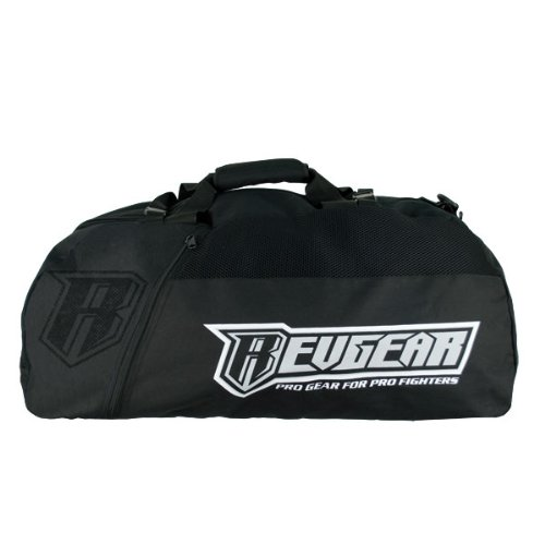 Купить Сумка-рюкзак Revgear Transformer Duffel Bag Black, 1710_bk