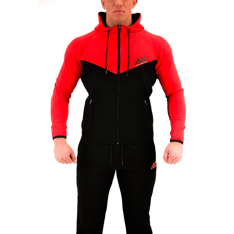 Купить Костюм Iamfighter - Black/Red, 5707_bk_rd