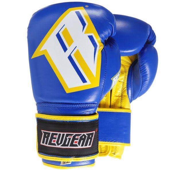 Купить Перчатки для бокса Revgear S3 Sentinel Pro Blue, 6636_bl