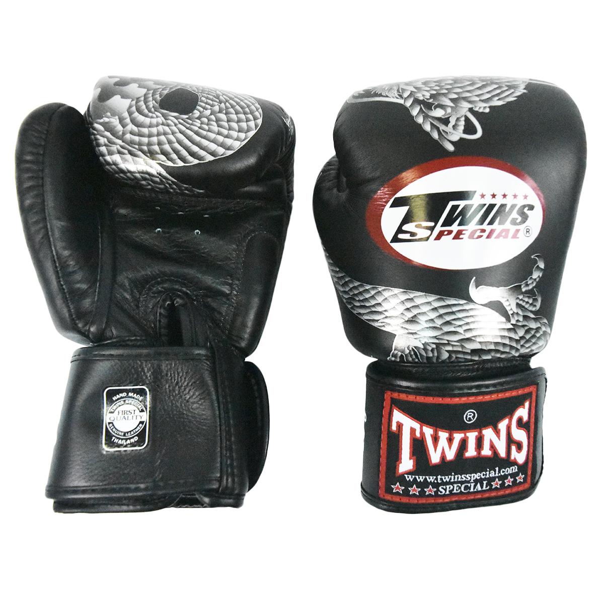 Купить Перчатки для бокса Twins Special Уценка (14), 5470_bk_sl