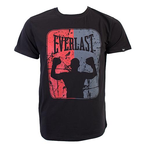 Купить Футболка Everlast Boxer Black, 5859_bk