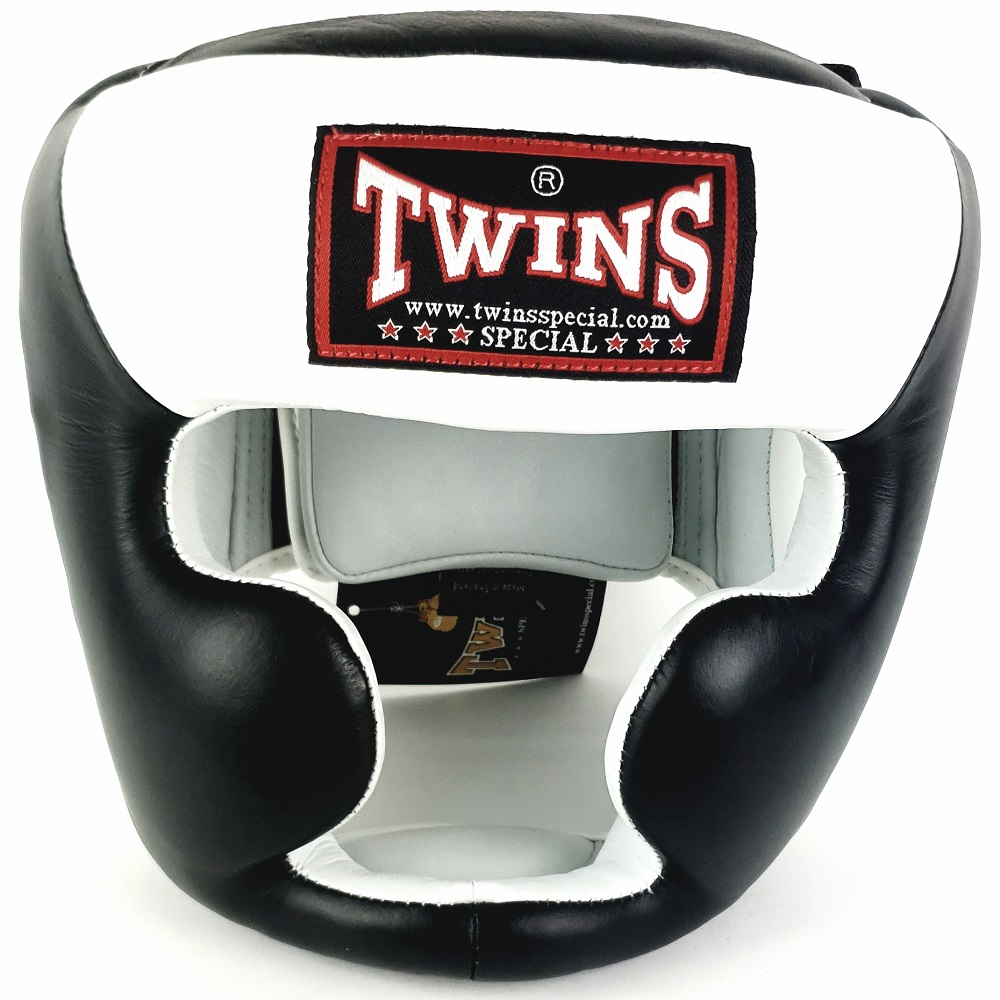 Купить Шлем Twins Special HGL-3T Black/White, 3707_bk_wh