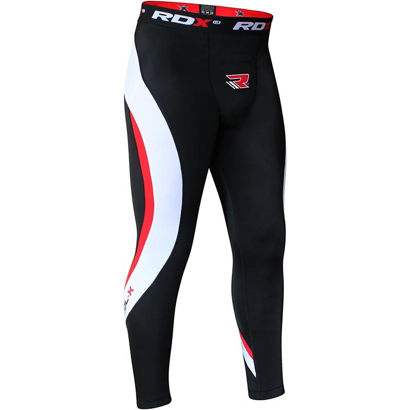 Купить Компрессионные штаны RDX CTR-M2B Уценка (L), 5677_bk