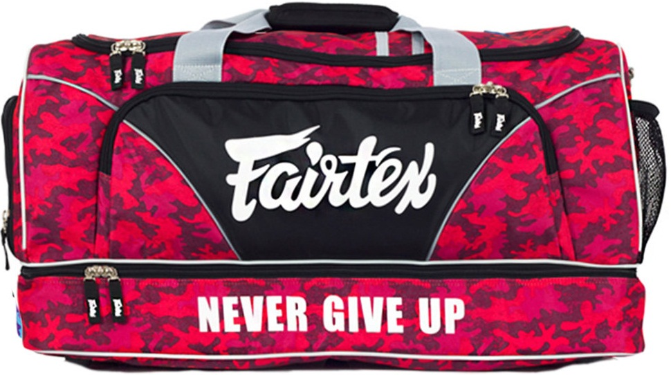 Сумка Fairtex Equipment Gym Bag BAG2 Red Camo