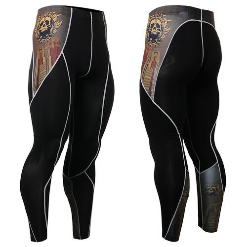 Купить Компрессионные штаны FixGear P2L-B27&, 1981_bk_br