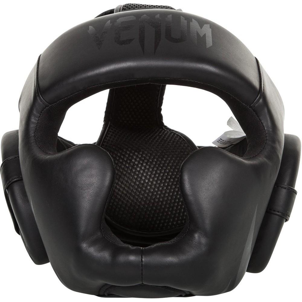 Купить Шлем Venum Challenger 2.0 Headgear Black/Black, 4094_bk