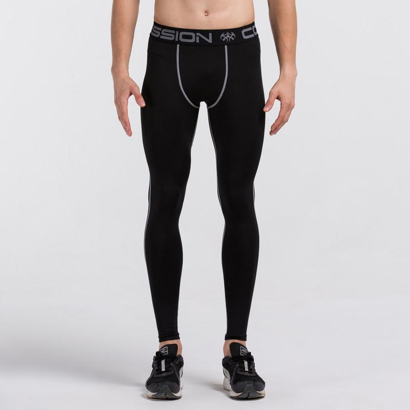 Купить Компрессионные штаны Vansydical MBF-003, 4625_bk