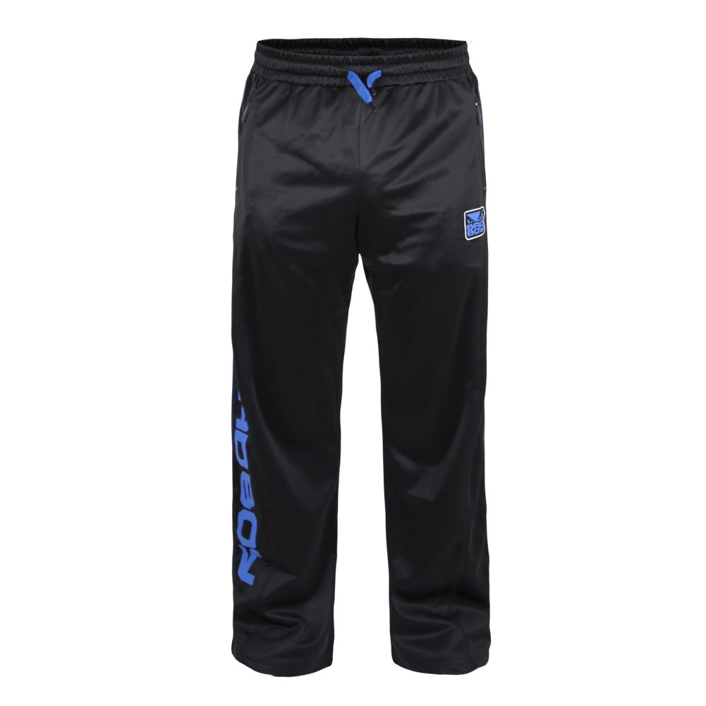 Купить Штаны Bad Boy All Around Track Pants - Black/Blue, 4268_bk_bl