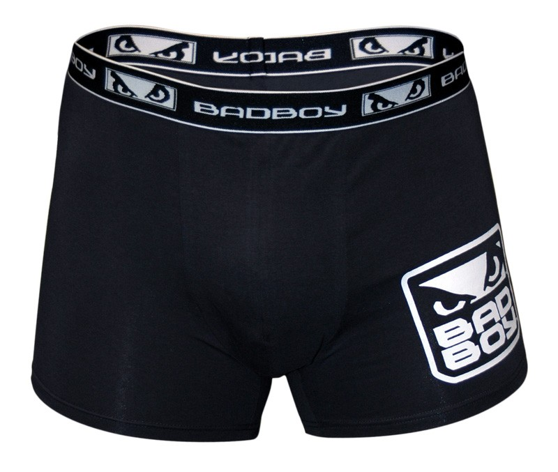 Купить Трусы Bad Boy 'Contender' Boxer Shorts Black, 1883_bk