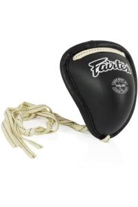 Бандаж Fairtex Muaythai Steel Cup GC2 Black