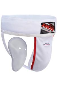 Бандаж Authentic RDX H1 Groin Guard Supporter Protector White
