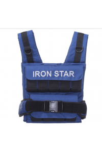 Жилет-утяжелитель IRON STAR S3 professional