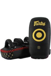 Пэды Fairtex Kick Pads KPLC5 Black 1 пара