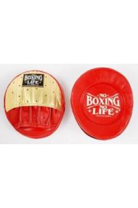 Лапы NBNL Focus Mitts Red/Gold