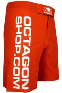 Шорты для MMA Bad Boy Pro Series 2 Octagon Red/White