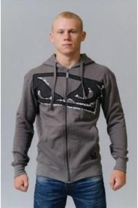Олимпийка Bad Boy Linha Athletic с капюшоном Grey