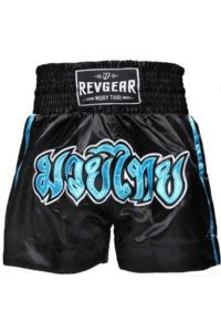 Шорты детские Revgear Kids Muay Thai Shorts Blue &